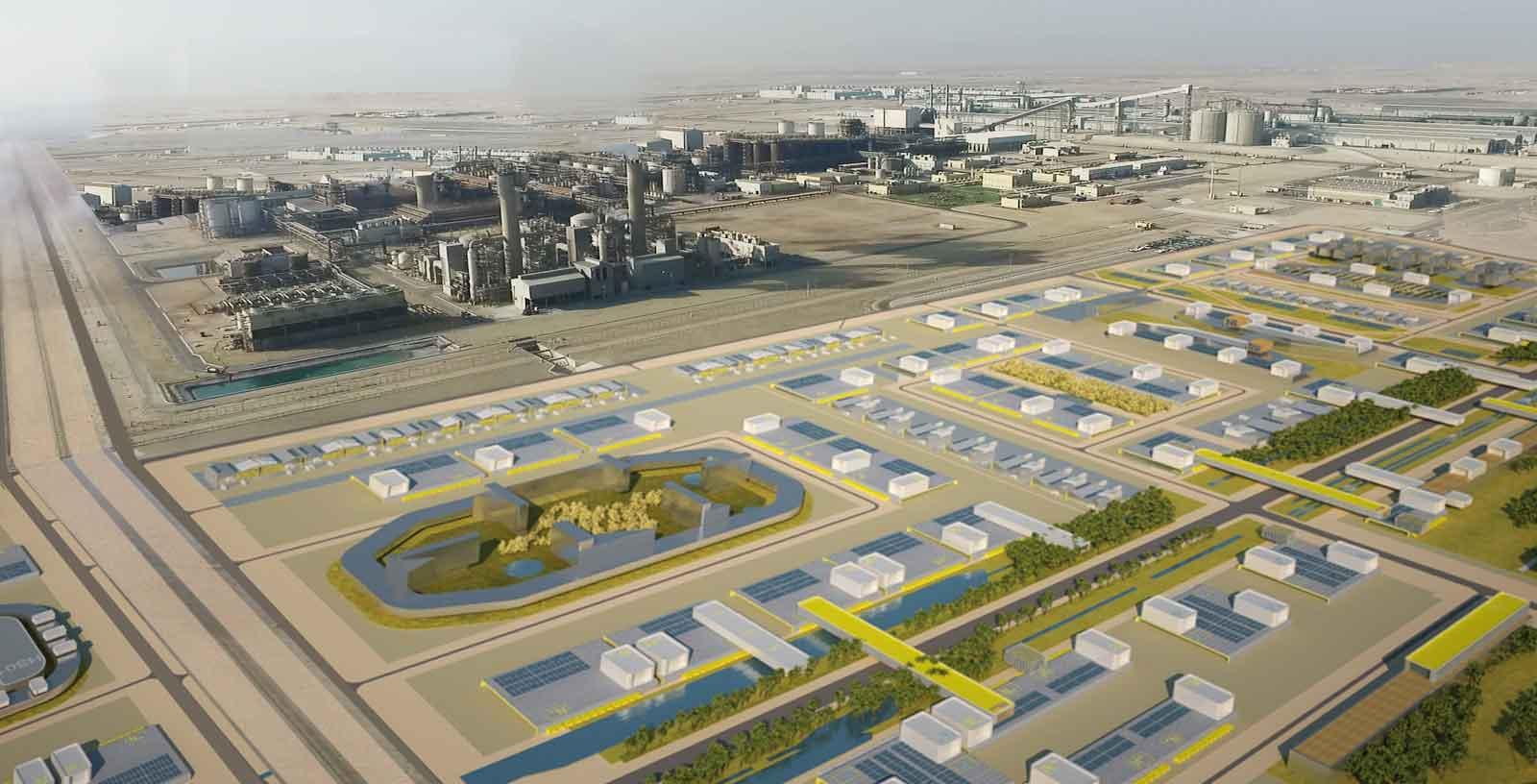 IDOM_Ras Al Khair Industrial City Marketing Study 1