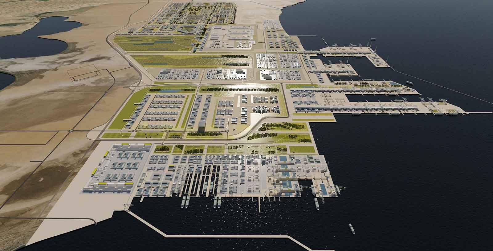 IDOM_Ras Al Khair Industrial City Marketing Study 2