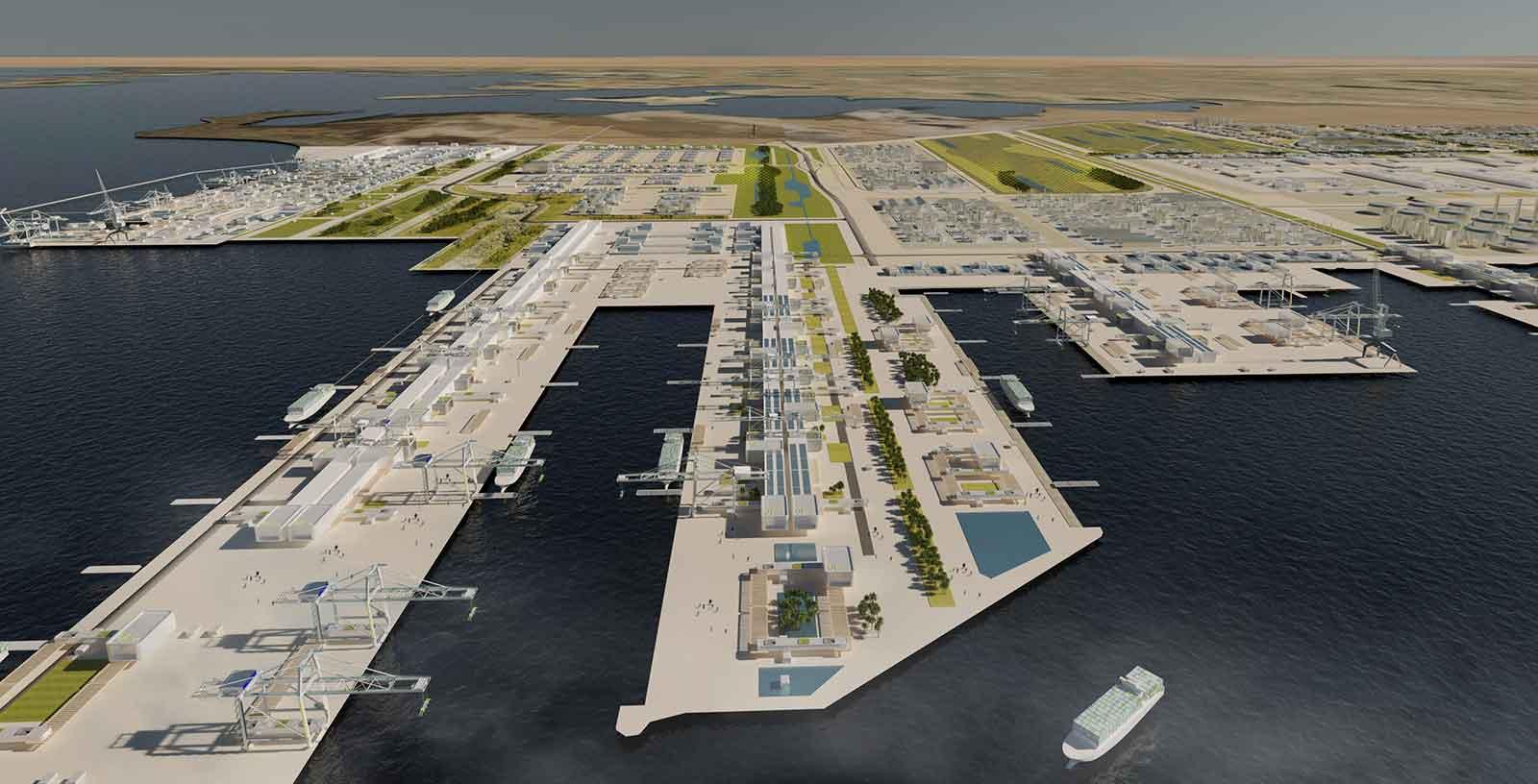 IDOM_Ras Al Khair Industrial City Marketing Study 3