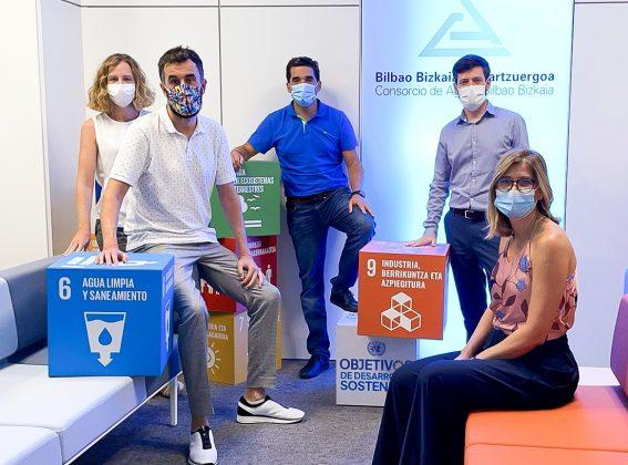 IDOM apoya al Consorcio de Aguas de Bilbao para ser una organización más innovadora