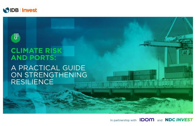 Climate risk & Ports: A Practical Guide on Strengthening Resilience